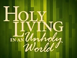 living-in-an-unholy-world